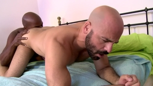 Icon Male: Ramming hard together with Cutler X and Adam Russo