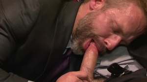 IconMale - Adam Russo with Dirk Caber sucks dick and fucks