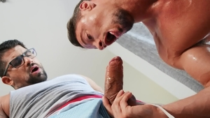 DrillMyHole - Brown hair Skyy Knox doggy sex stretching