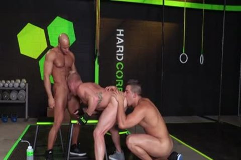 lusty Hunks Session
