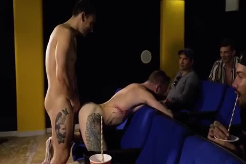 fucking In Cinema - Max Arion & Drake Rogers