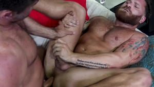 ExtraBigDicks: Riley Mitchel ass to mouth in the morning