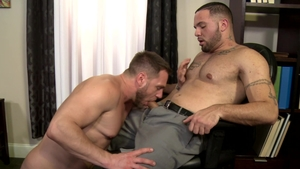 MenOver30.com: Gay Hans Berlin fucked by uncut cock daddy