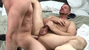 Dylan Lucas: Park Wiley plus Jack Hunter rimming