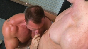 HotHouse - Austin Wolf show big dick