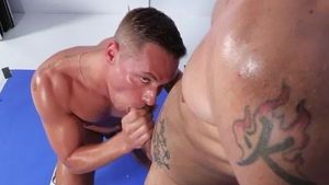 HotHouse.com - Aston Springs uncover huge dick