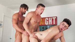 HotHouse: Wess Russel and Austin Avery together with Ryan Rose