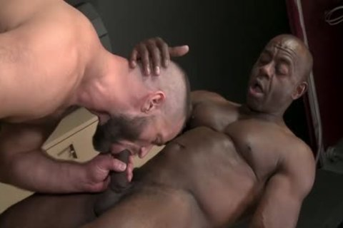 Jake Morgan & Aaron Trainer - My Trainers large cock