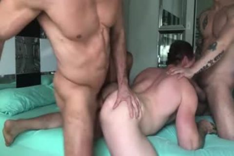 Pierce Paris, Manuel Skye And Pierre Fitch In Pierce With Pierre & Manuel Part 3